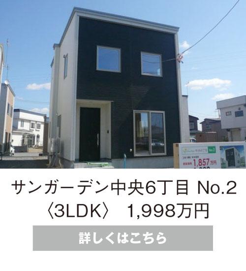 サンガーデン中央6丁目No2