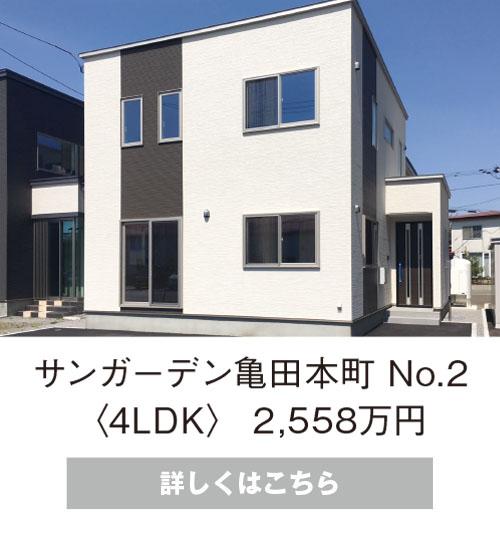 サンガーデン亀田本町 No.2
