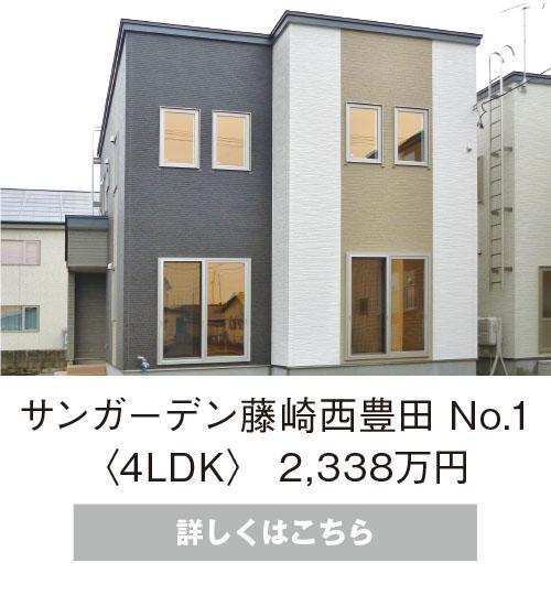 サンガーデン藤崎西豊田No1