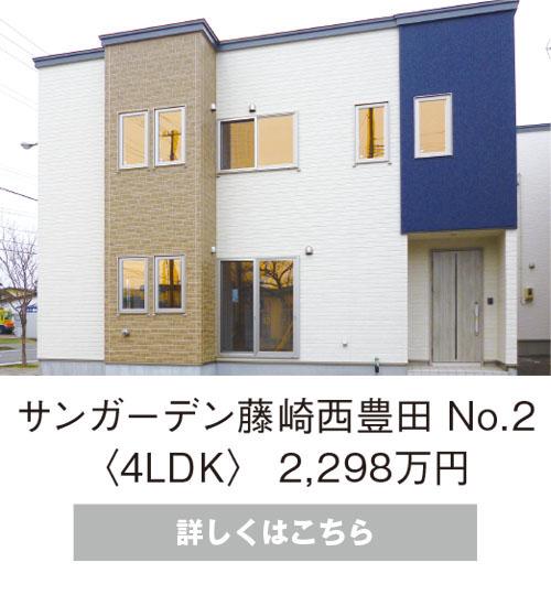 サンガーデン藤崎西豊田No2