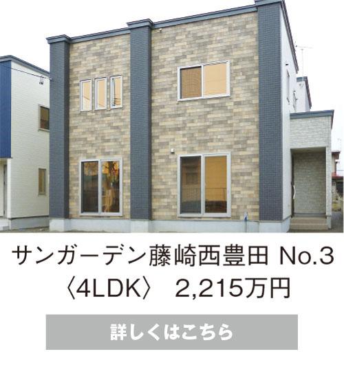 サンガーデン藤崎西豊田No3